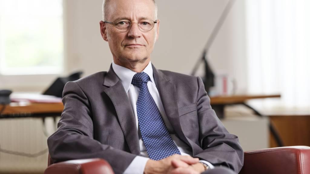Bundesversammlung wählt Stefan Blättler zum neuen Bundesanwalt
