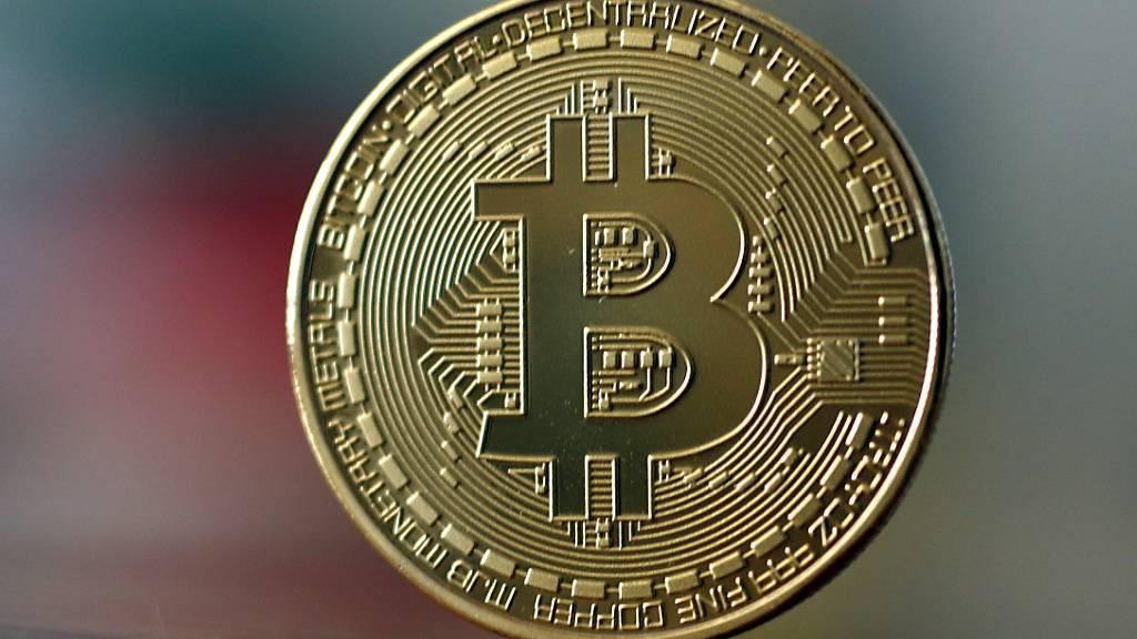 Bitcoin markiert erneut ein Allzeithoch bei über 35'000 Dollar. (Archiv)