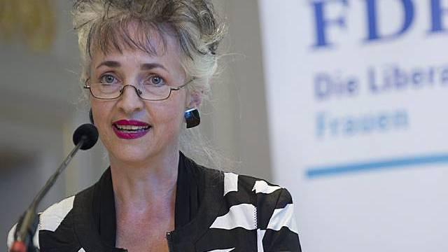 Carmen Walker Späh, Präsidentin der FDP Frauen Schweiz (Archiv)