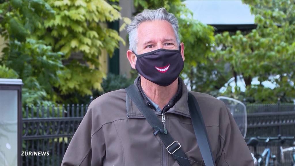Vom Knödel- zum Maskenverkäufer