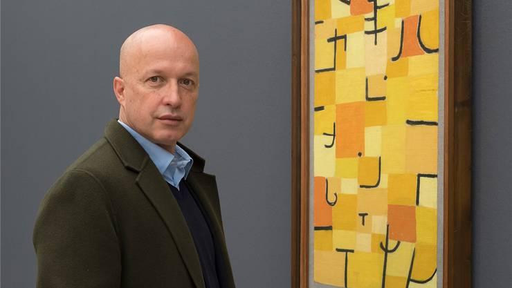 Im Bann der Kunst: Sam Keller von der Fondation Beyeler.Georgios Kefalas/Keystone