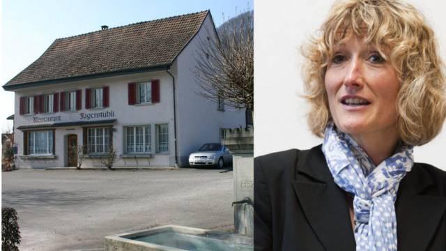 Susanne Hochuli will sich um geplanten Asylzentrum im «Jägerstübli» erst äussern, wenn ein Entscheid zum Baugesuch gefallen ist.