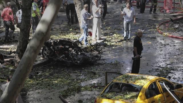Kurdische Extremisten haben sich zum Anschlag in Ankara bekannt