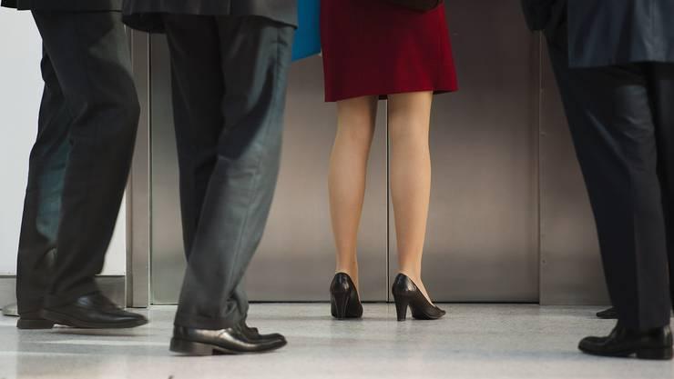 Es besteht «grosser Handlungsbedarf» in den Männerbranchen, was die Geschlechterquote angeht. (Symbolbild)