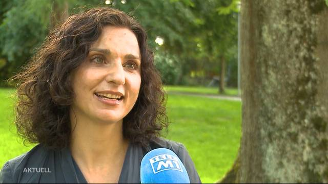 Gabriela Suter soll SP-Präsidium übernehmen