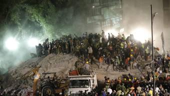 Erdbeben in Mexiko (19.9.2017)