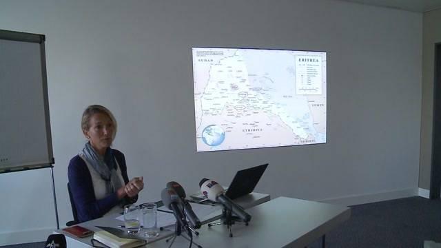 Hochuli erzählt von ihrer Eritrea-Reise