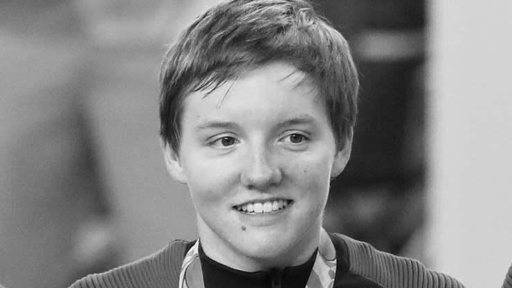Kelly Catlin nahm sich mit 23 Jahren das Leben.