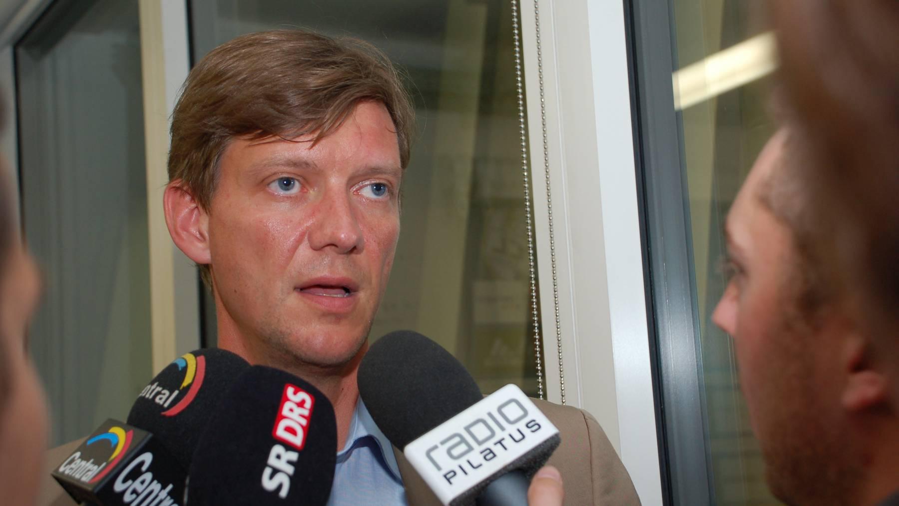 FCL-Präsident Mike Hauser ist enttäuscht
