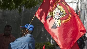 Bundesanwaltschaft fordert U-Haft für acht Mitglieder der Tamil Tigers (Symbolbild)