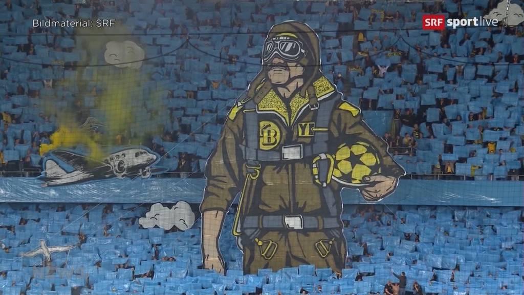 YB unter Druck in Belgrad