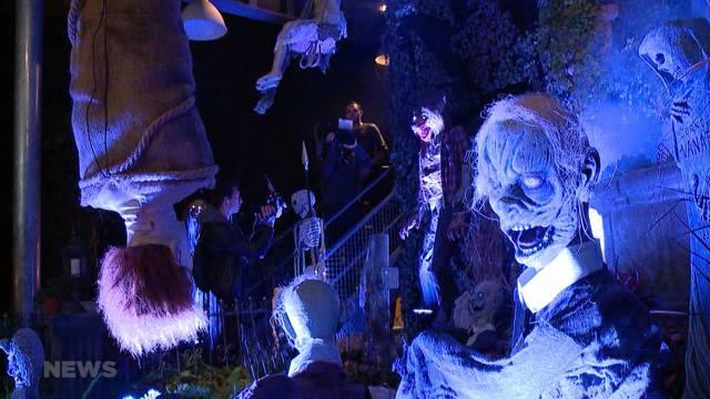 Legendäre Halloween-Party im Kaufleuten
