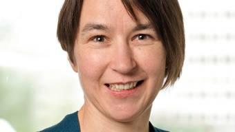 Andrea Gisler, die Präsidentin der Zürcher Frauenzentrale.