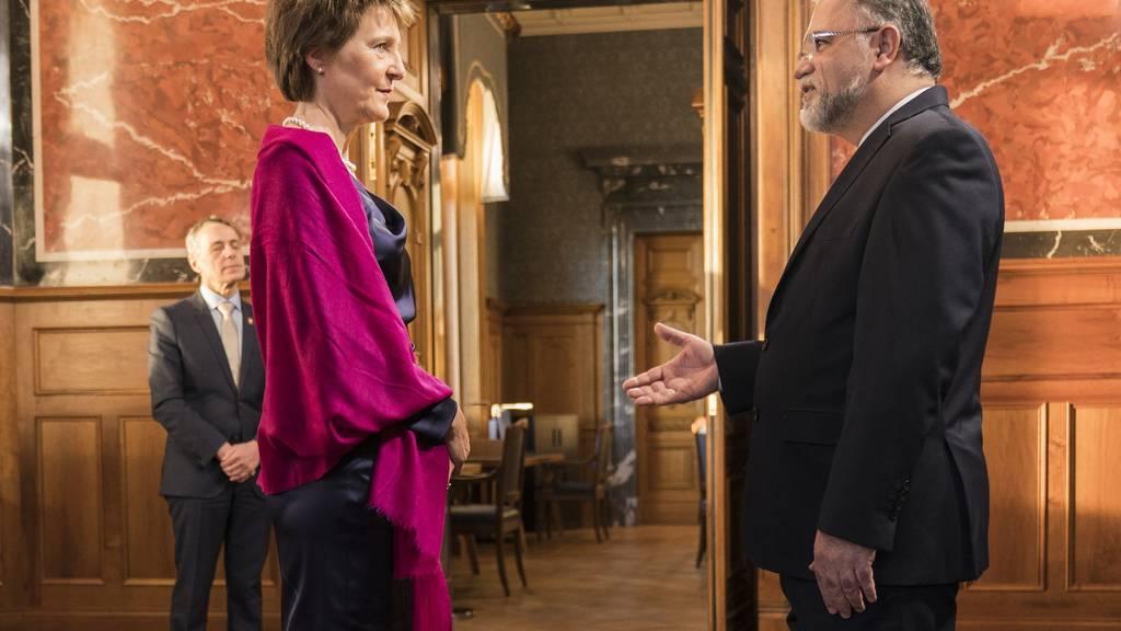 Mehr als ein «Briefkasten»: Iranischer Botschafter lobt die Rolle der Schweiz
