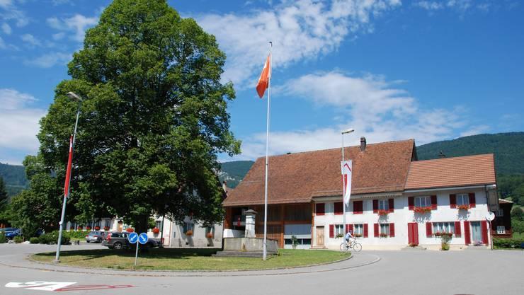 Wider Erwarten schloss die Rechnung 2013 Aedermannsdorfs mit einem Ertragsüberschuss.
