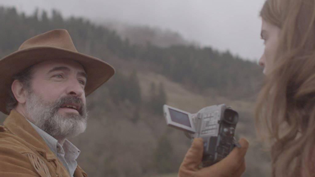 Jean Dujardin spielt die Hauptrolle im Film «Le Daim», mit dem das 19. Neuchâtel International Fantastic Film Festival eröffnet wird.