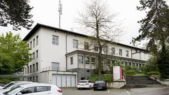 Repo vom Radiostudio Basel, in dem am Freitag eine der letzten Sendungen über den Äther geht.