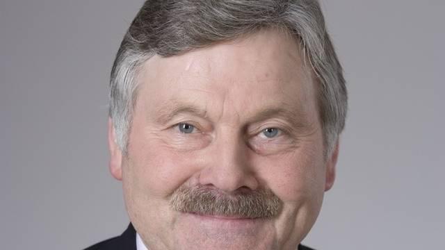 SVP-Nationalrat Hans Fehr erstattet Anzeige (Archiv)