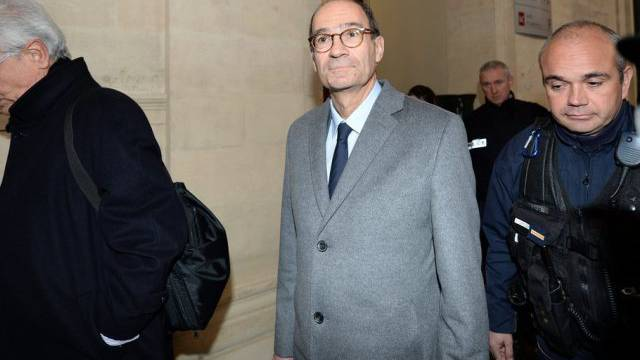 Ex-Arbeitsminister und Sarkozys Schatzmeister Eric Woerth
