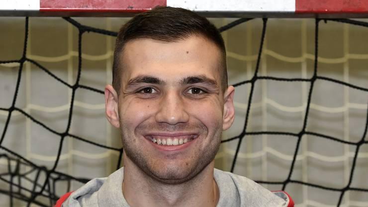 Milomir Radovanovic verstärkt den TV Endingen per sofort und bis Ende Saison.