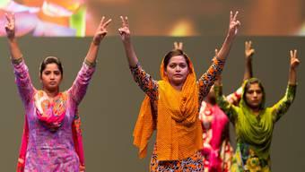 Der Tanzabend «Made in Bangladesh» war vergangene Saison im Kurtheater zu Gast.