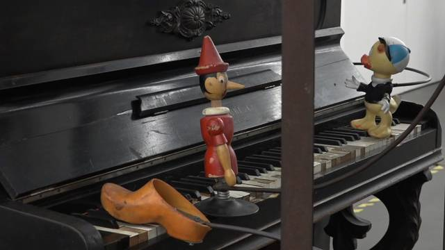 Tinguely's Ton-Mischmaschine klingt wieder