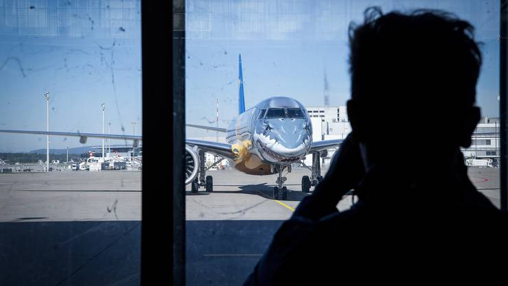 Helvetic Airways stellte am Mittwoch seinen neusten Stolz vor.