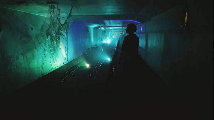 «Portal»: Der Horror-Tunnel unter dem Fluss Clyde.