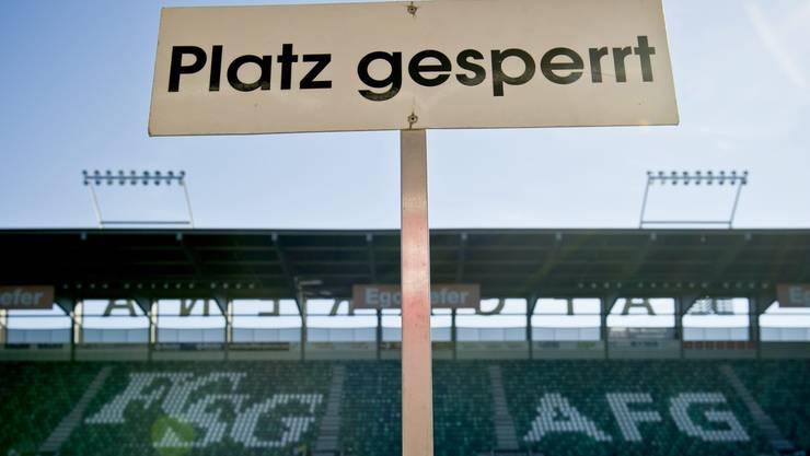 Am nächsten Freitag wird bekannt, ob der FC St. Gallen gerettet werden kann.