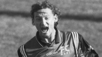 Marco Haller schoss Muri vor 17 Jahren gegen Wohlen in den Fussball-Himmel.
