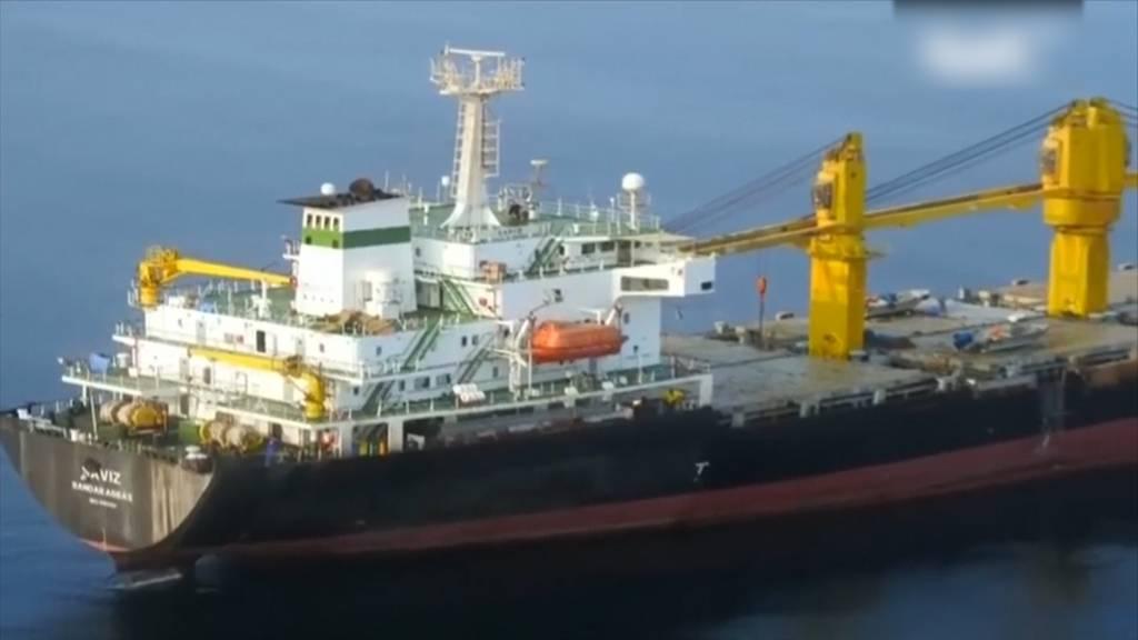 Explosion auf iranischem Schiff im Roten Meer - Hintergrund unklar