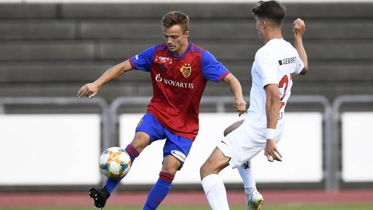 Die FCB U21 verliert den Klassiker gegen Zürich. (Archiv)