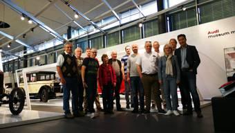 Grenchner Delegation in Neckarsulm