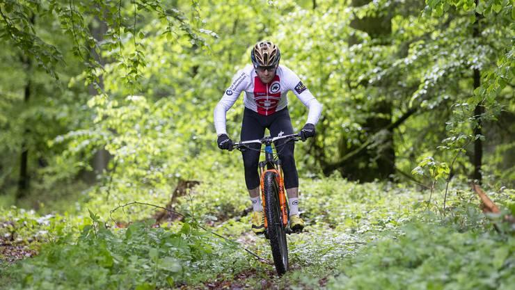 Er gehört zu den erfolgreichsten Mountainbiker der Schweiz: Der Aargauer Florian Vogel fuhr zwanzig Jahre lang an der Weltspitze mit.