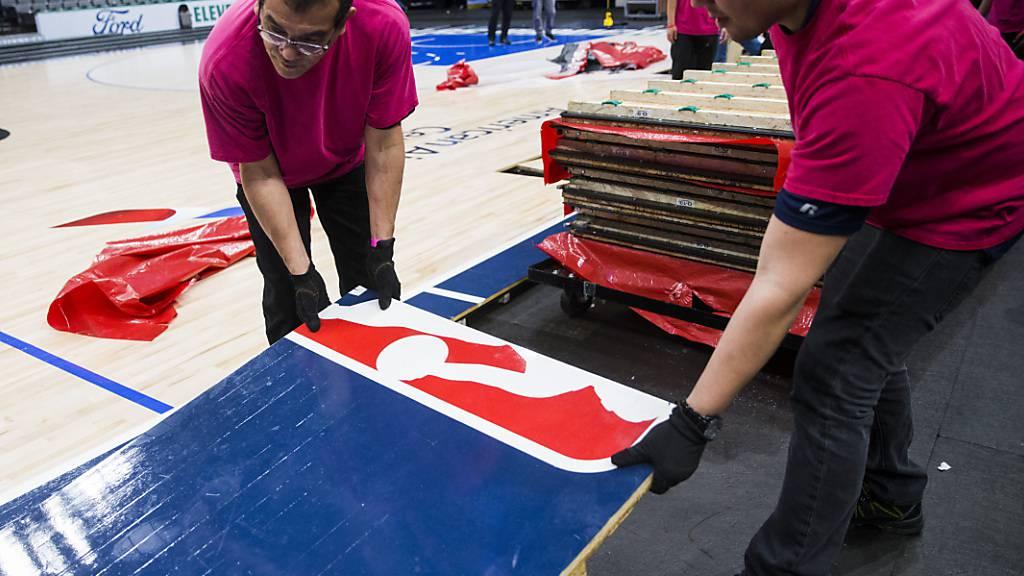 NBA-Teams drohen hohe Millionenverluste