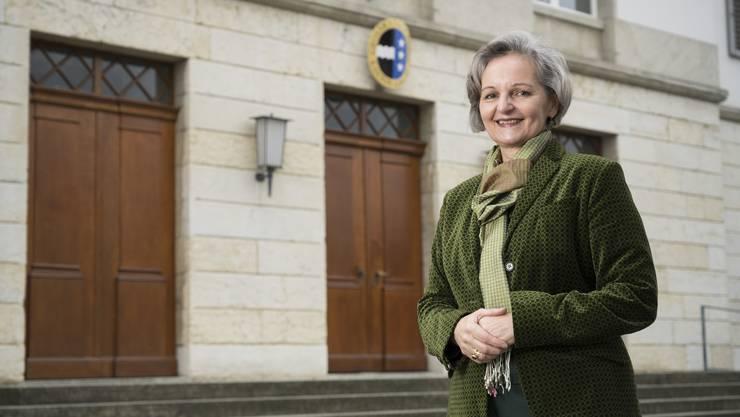 2019: Renata Siegrist-Bachmann, GLP