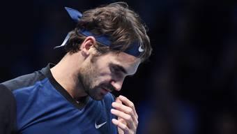 ATP-Finals: Novak Djokovic gewinnt gegen Roger Federer