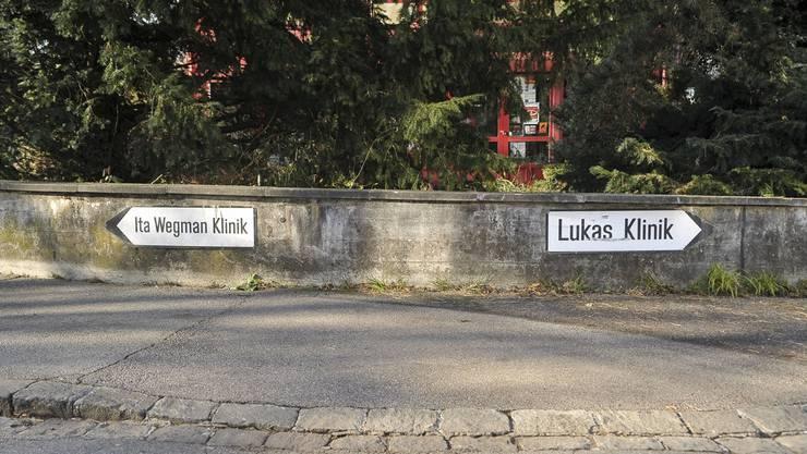 Quo vadis Klinik Arlesheim? Zwar sind die Ita-Wegman- und die Lukas-Klinik seit 2014 fusioniert, doch dass das Haus Lukas nun die Onkologie verliert, ist wieder ein starker Einschnitt.