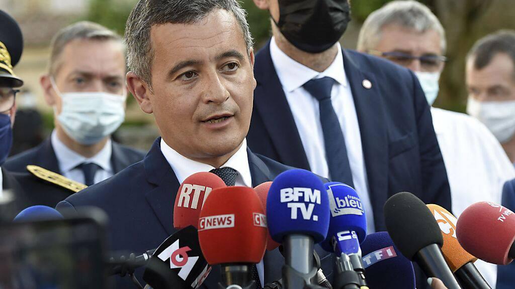 Frankreich will Migrationsabkommen zwischen der EU und Grossbritannien