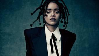 191 Millionen verkaufte Tonträger und trotzdem geliebt vom Feuilleton: Rihanna.