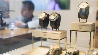 Die Schweizer Uhrenindustrie erholt sich. Im August sind die Exporte zum vierten Mal in Folge angestiegen. (Symbolbild)