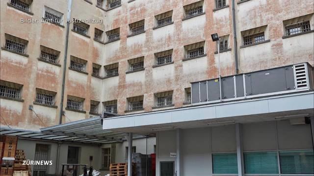 Kanton Zürich lockert Untersuchungshaft