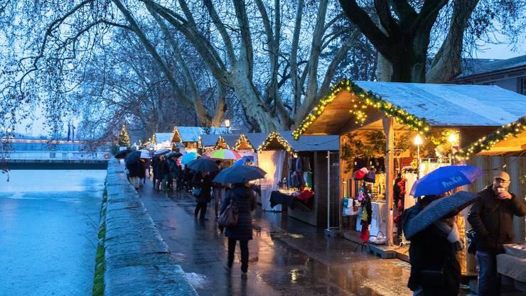 Solothurn wartet im Dezember gleich mit drei Weihnachts-Veranstaltungen auf.