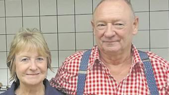 Hanni und Kurt Kocher-Käch