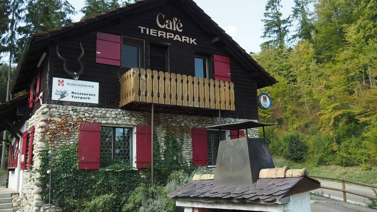 Susanne Wernli wirtet ab dem 1. Januar im Tierpark-Café in Bad Zurzach.