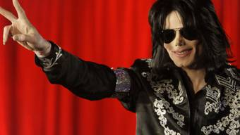 Der verstorbene King of Pop Michael Jackson (Archiv)