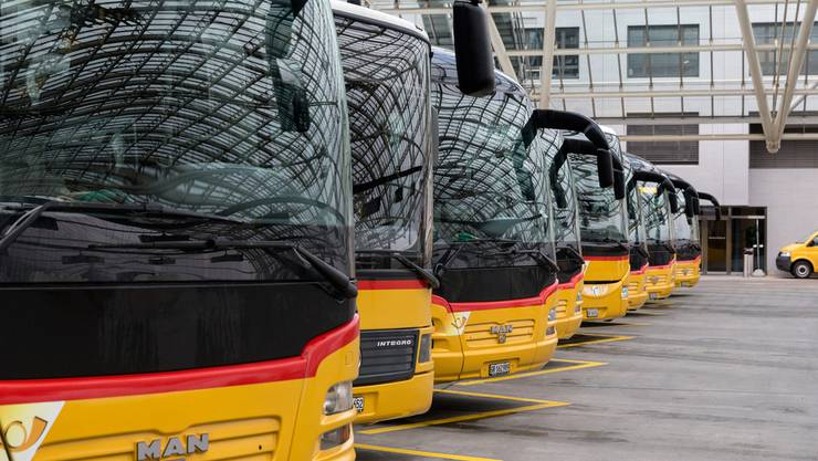Bund und Kantone zahlen jährlich 340 Millionen Franken an die PostAuto Schweiz AG.