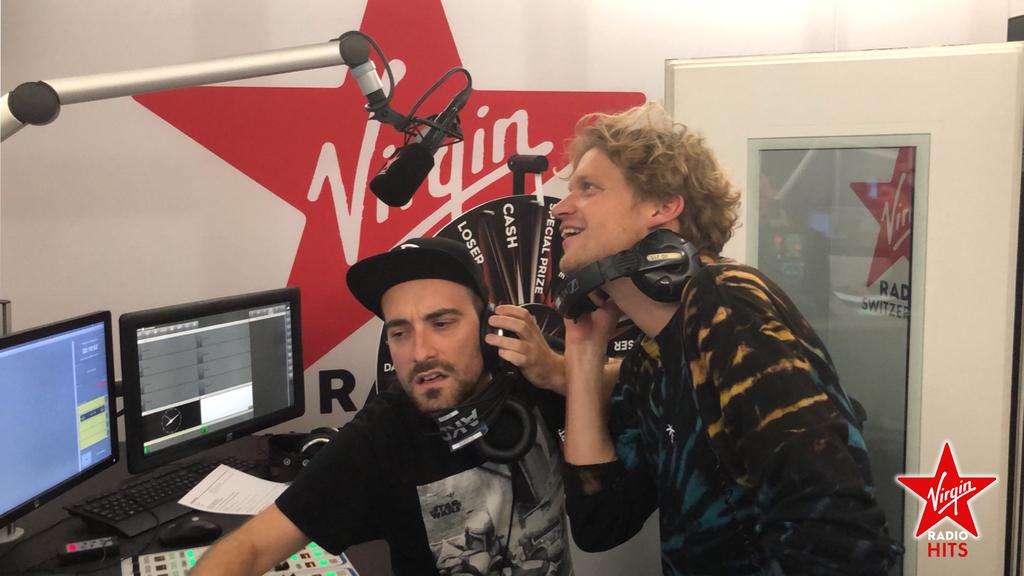 Dabu Fantastic und ihre eigene Radioshow im Virgin-Home!