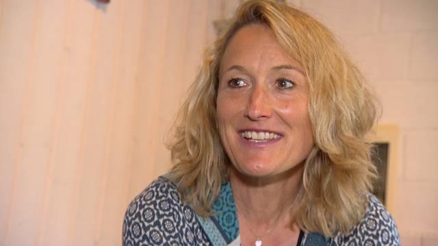 Susanne Hochuli ist zurück
