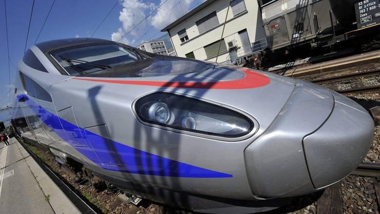ETR 610: Die SBB hätten ihn gerne durch den neuen Basistunnel geschickt – das BAV hatte etwas dagegen.